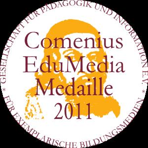 Comenius EduMedia Medaille 2011