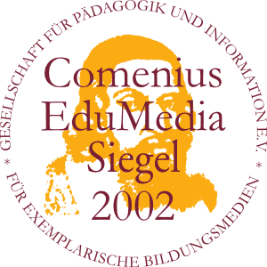 Comenius EduMedia Siegel 2002