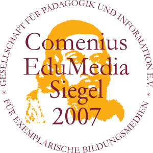 Comenius EduMedia Siegel 2007