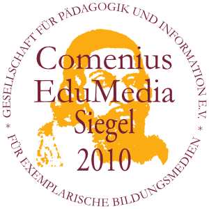 Comenius EduMedia Siegel 2010