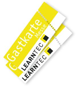 Freikarten für die LEARNTEC 2019